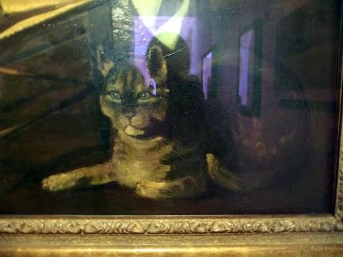 balthus cat - photo #7
