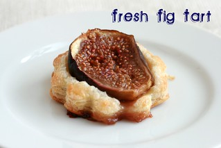 Fresh Fig Tart - Food Librarian | by Food Librarian