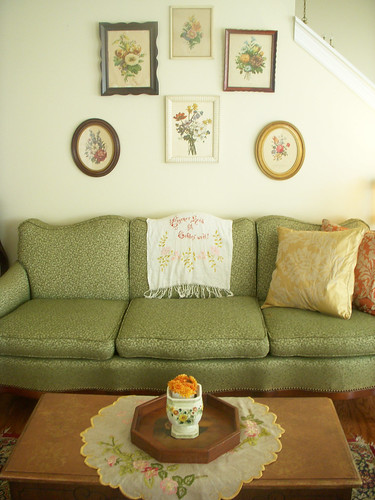 living room | by gathering spriggs