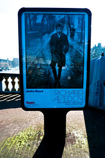 poster in Amsterdam: Richard Avedon | by Posters in Amsterdam by Jarr Geerligs