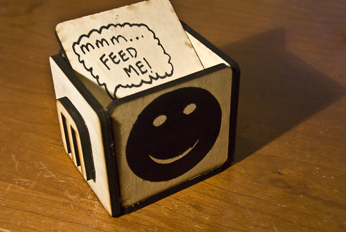 Smiley Coin Box | by langfordw