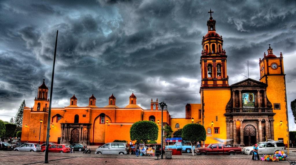 Templo de La Parroquia de San Juan Bautista