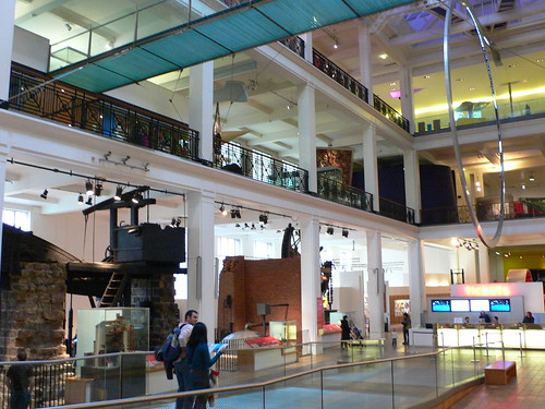 Energy Hall at the Science Museum, London | by heatheronhertravels