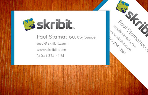 Business card mockup for paul a quick mockup for a busines flickr business card mockup for paul by ivan brezak brkan colourmoves