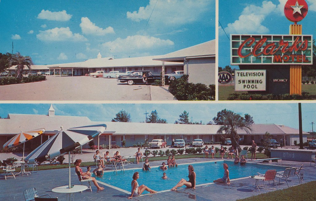 Clark's Motel & Restaurant - Santee, South Carolina