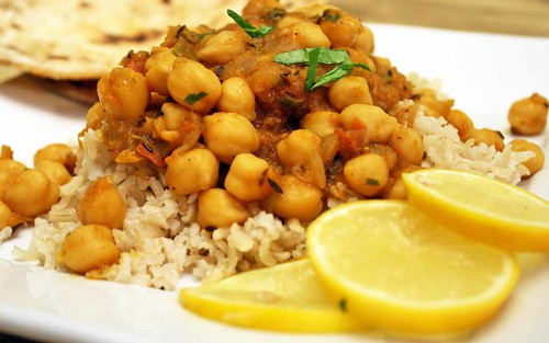 Chana Marsala | by veganjay92