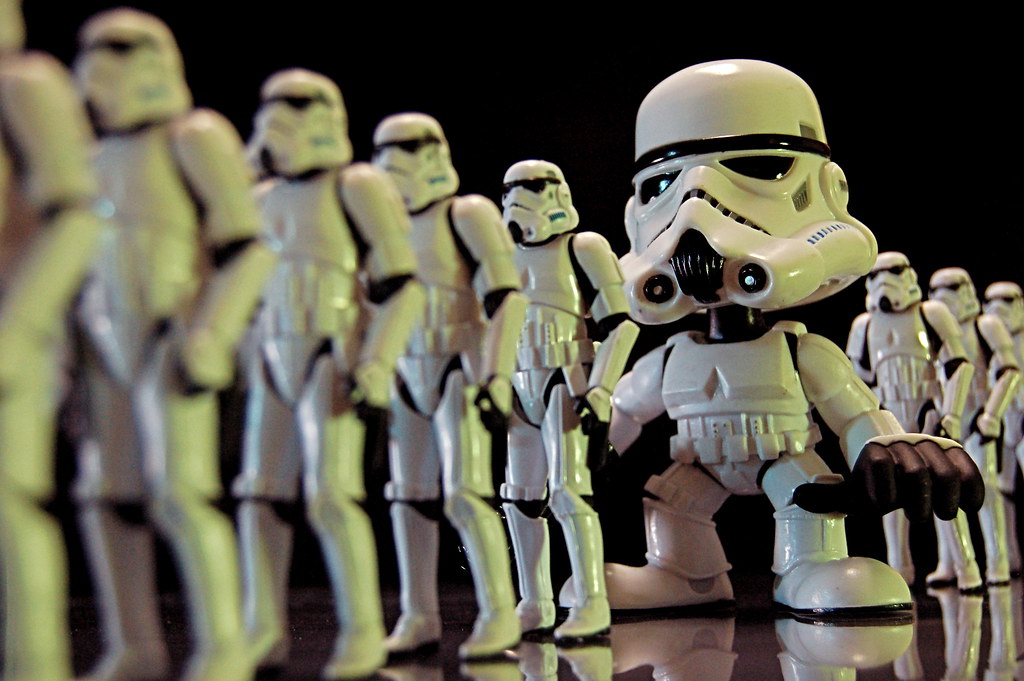 Image result for odd stormtrooper