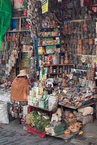 Bolivia Whitch Craft