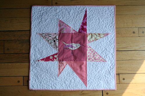 Ballerina Star Doll Quilt | by Mle BB