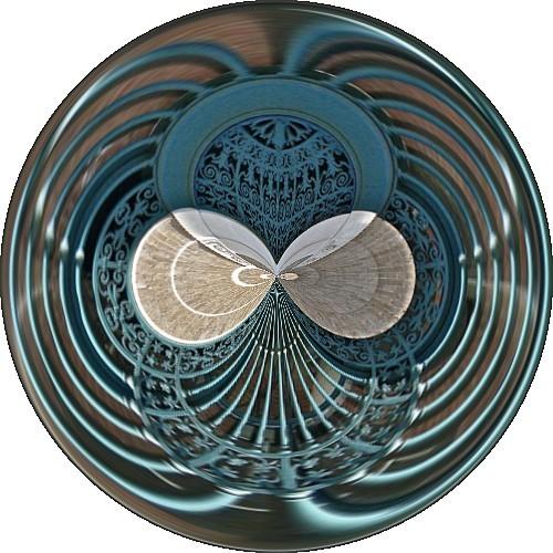 ornamental.ironwork • swirl