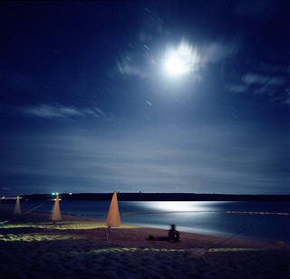 Moonlit Beach | by tomootaphotos