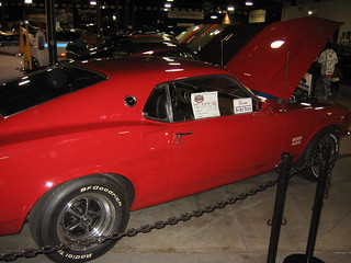 Floyd Garret Muscle Car Museum Boss 429 Mustang | by legendarycollectorcars