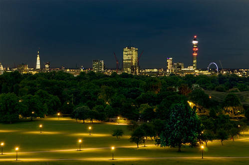 how to get to primrose hill by tube