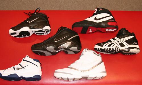 Asics New Basketball Shoe