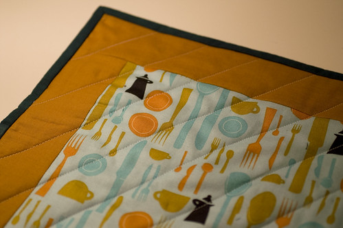 quilted table runner | by jrcraft