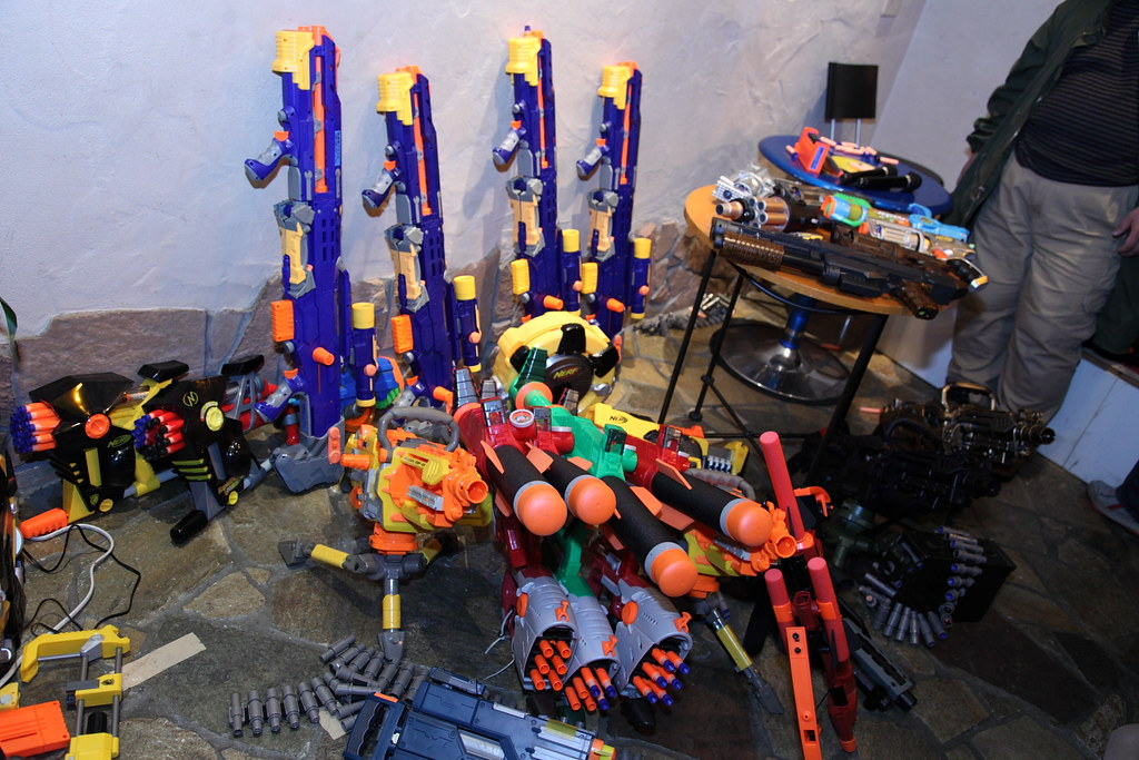 ... NERF UnOfficial event