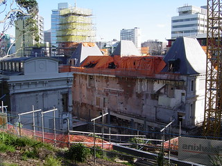 The Auckland Art Gallery with its back chopped off | by Shanti, shanti