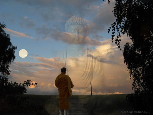 Buddha in my Heart | by h.koppdelaney
