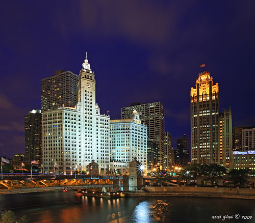 Wrigley Building, Chicago | by iCamPix.Net