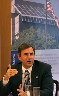 Dr. Thomas R. Karl, Director of the National Climatic Data Center | by US Mission Geneva