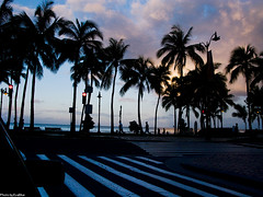 waikiki-beach-street | by Eva Blue