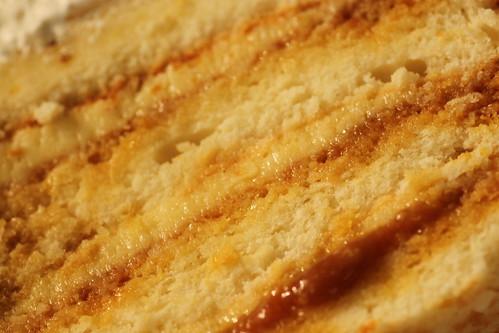 Lemon Meringue Cake Filling