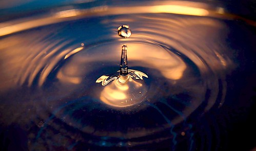 Water Drop | by I f t h i ~ M u t a l i p h