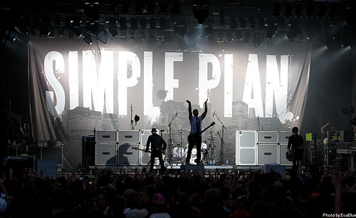 simple-plan-2 | by Eva Blue