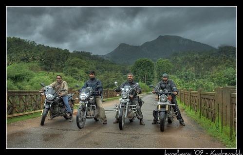 Bikers | by Mohandoss