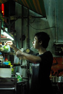 Sinh To Bo (avacado smoothie) maker - Cycling In Saigon | by The Hungry Cyclist