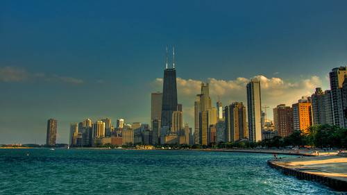 Chicago Skyline | by bryce_edwards