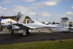 G-HANG - 42.026 - Private - Diamond DA-42 Twin Star - 090704 - Waddington - Steven Gray - IMG_7367