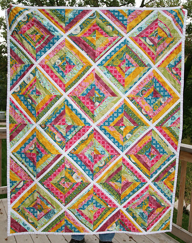 String Quilt front | by Fresh Lemons : Faith