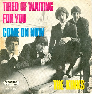 Kinks, The - Tired Of Waiting - D - 1965 | by Affendaddy