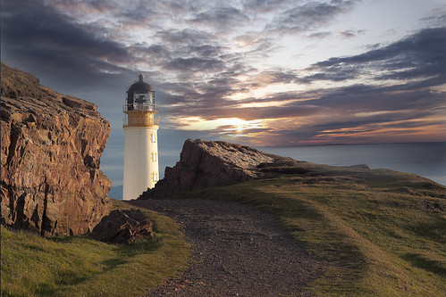 Rua Reidh Lighthouse | by Martin Slowey