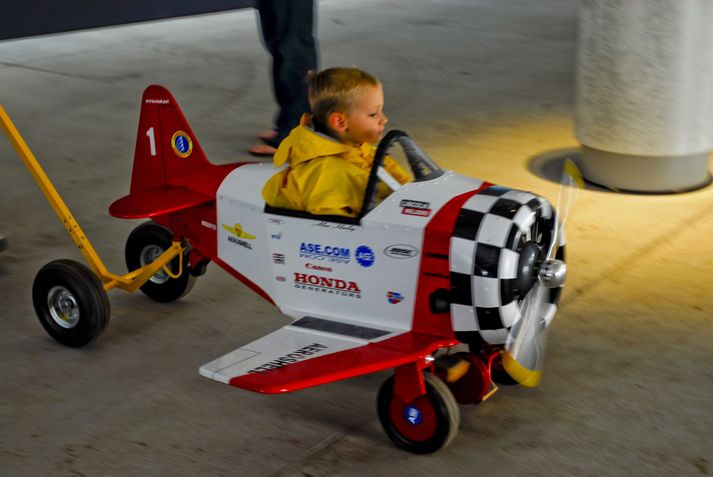 Pedal Planes For The Kids By Txpilot