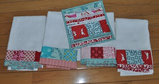 chef swap goodies made by Carla | by vickivictoria