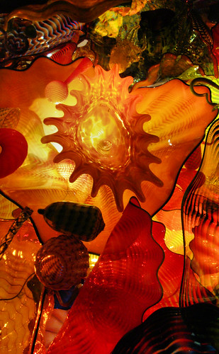 Chihuly At The De Young Persian Ceiling Thom Watson