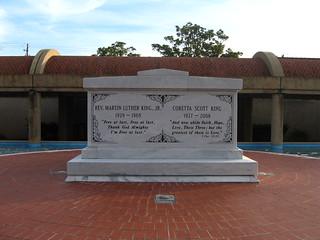 Dr Martin Luther King Jr Gravesite Chantastic Flickr