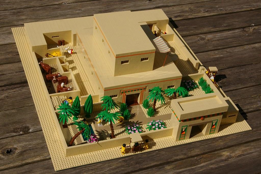2009 Ancient Egyptian Nobleman S Villa Flickr