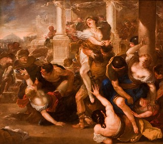 The Abduction of the Sabine Women – The Art of Story Telling