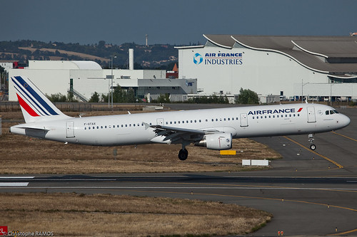 8 sep 2009 a321 air france f gtax toulouse lfbo flickr - Comptoir air france toulouse ...