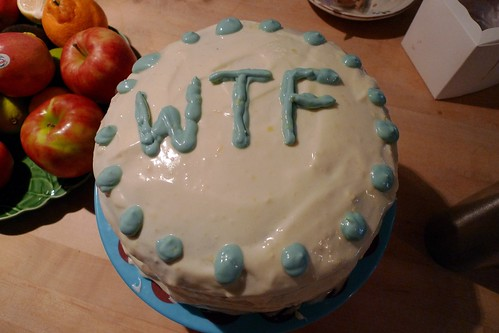 WTF cake | by SanFranAnnie