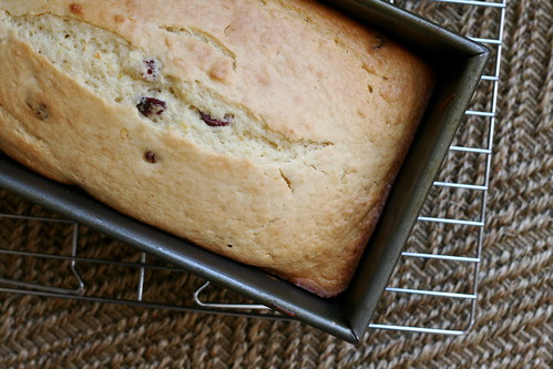 Clementine-Cranberry Quick Bread | by kristin :: thekitchensink