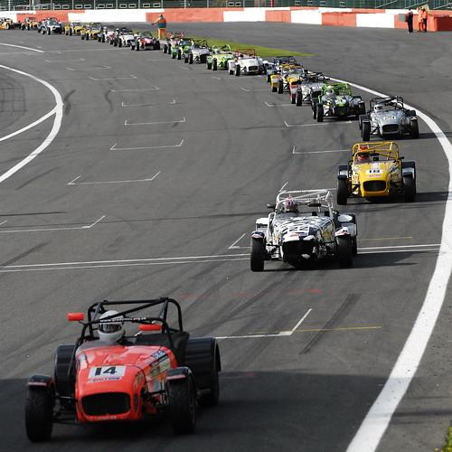 Racing Festival à Spa Les 3/4/5 Oct 08