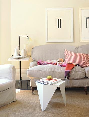 warm modern living room noguchi table english roll arm flickr. Black Bedroom Furniture Sets. Home Design Ideas