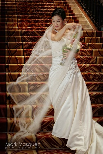 Graceful bride | by Mark Vasquez