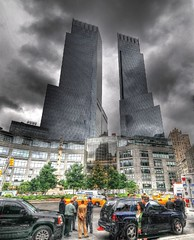 Columbus Circle in Gray | by JamesPolk