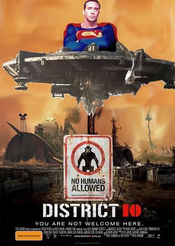 Neill Blomkamp Talks DISTRICT 10; Reveals He Turned Down STAR WARS ...