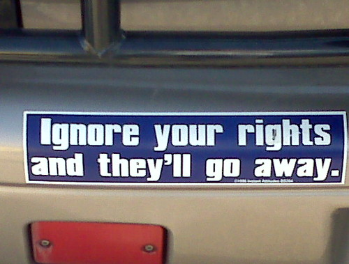 Cool bumper sticker by tim patterson